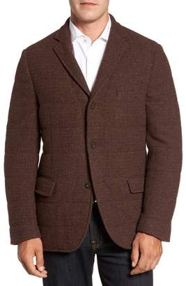Blend of America FLYNT Quilted Wool Hybrid Coat