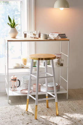 Emery Gold Bar Stool