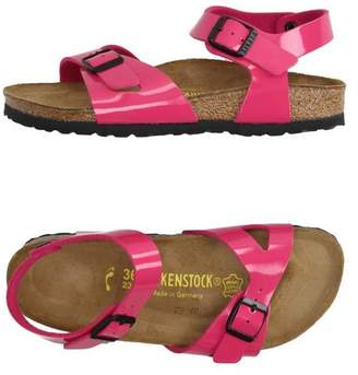 Birkenstock Shoes For Girls - ShopStyle UK 523a83622ac