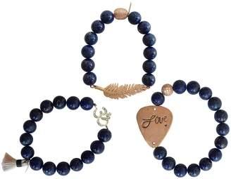 Electric Picks Amour Bracelet Set