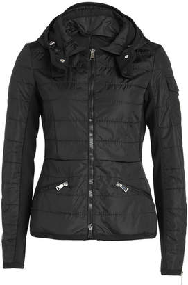 Moncler Quilted Jacket with Belt