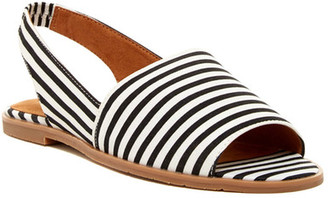 BC Footwear Shot In The Dark Sandal $60 thestylecure.com