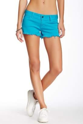 Siwy Denim Camilla Rosette Cutoff Shorts