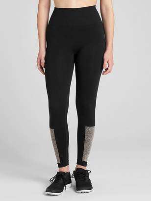 Gap GFast Mid Rise Seamless 7/8 Leggings