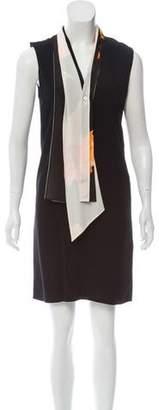 Lanvin Sash Tie Dress