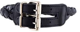 Bottega VenetaBottega Veneta Intrecciato Twist Bracelet