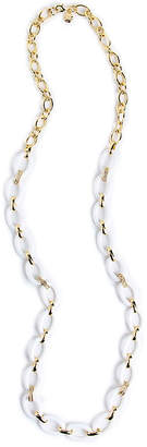Liz Claiborne Womens 36 Inch Link Necklace