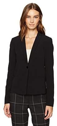 T Tahari Women's Classic Hadar Blazer
