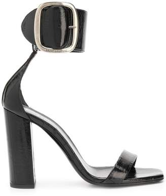 Saint Laurent Loulou 105 sandals