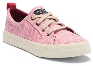 Sperry Crest Vibe Painterly Stripe Sneaker
