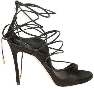 DSQUARED2 Tie Detail Sandals