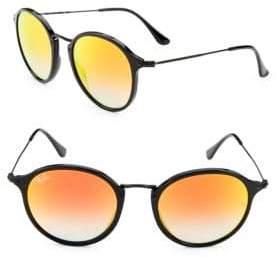 Ray-Ban 52MM Round Sunglasses