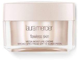 Laura Mercier Mega Moisturizer SPF 15 for Normal/Combination Skin/1.7 oz.