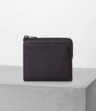 AllSaints Cleat Leather Wallet