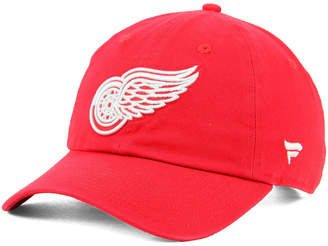 Authentic Nhl Headwear Detroit Red Wings Fan Relaxed Adjustable Strapback Cap