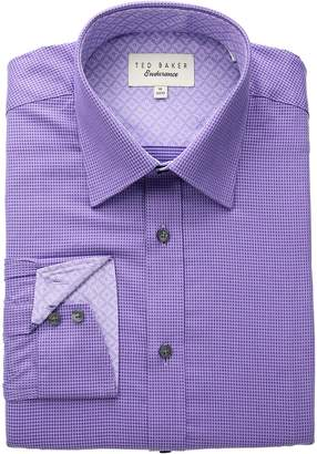 Ted Baker Dudders Endurance Dress Shirt Men's Clothing