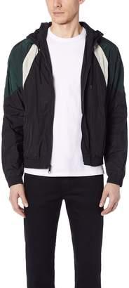 Vince Hooded Shell Jacket