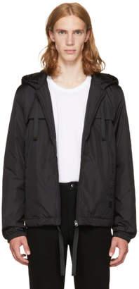 Acne Studios Black Mayland Face Jacket