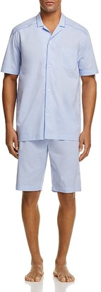Hanro Ryan Pajama Set $198 thestylecure.com