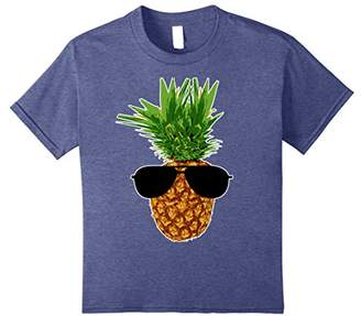 Funny Pineapple Summer T-Shirt