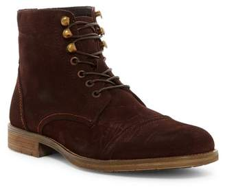 Vintage Foundry Harrison Leather Derby Boot