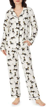 Bedhead Pajamas Print Stretch Cotton Pajamas