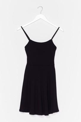 Nasty Gal Open Invitation Midi Dress