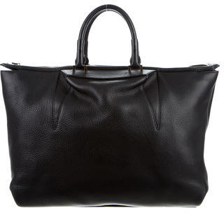 Alexander Wang Alexander Wang Grained Leather Tote