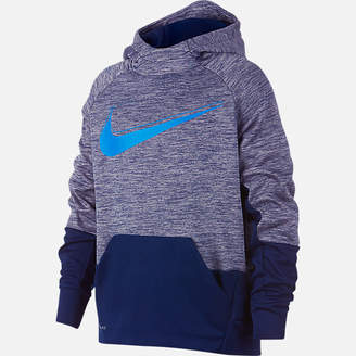 Nike Boys Graphic Training Therma Pullover Hoodie