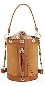 See by Chloe Women's Debbie Suede Bucket Bag