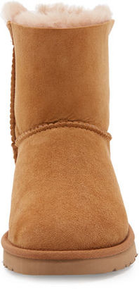 UGG Naveah Mini Bow Boot $170 thestylecure.com