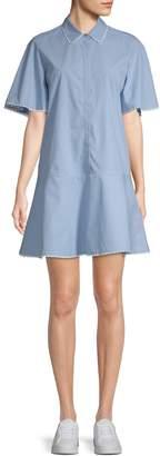 Paul & Joe Sister Women's Lace-Trimmed Shirtdress