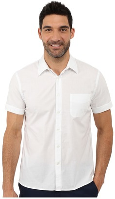 Perry Ellis Stripe Texture Shirt with Chest Pocket $39.99 thestylecure.com