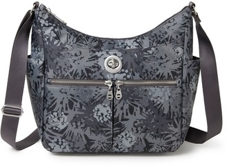Baggallini Bristol RFID Crossbody Hobo Bag