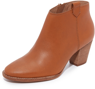 Madewell Billie Booties $228 thestylecure.com