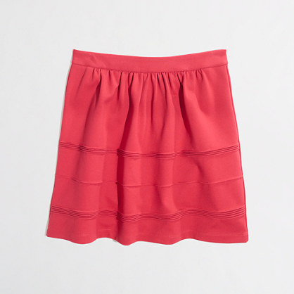 J.Crew Factory Factory swingy stretch mini