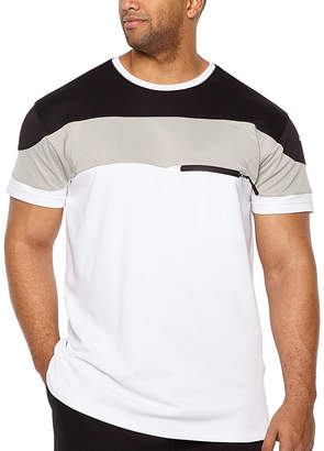 Rocawear Short Sleeve Crew Neck T-Shirt-Big and Tall