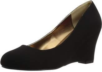 Pleaser USA Women's Kim08/Bnbsue Wedge Sandal