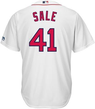 Majestic Men's Boston Red Sox Chris Sale Cool Base Replica Jersey