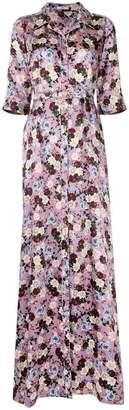 Erdem Karissa floral gown