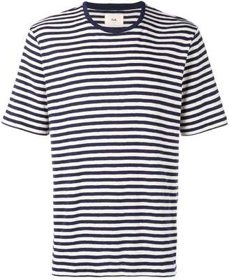 Folk striped T-shirt