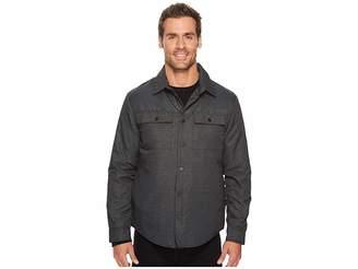 Kenneth Cole Sportswear Two-Pocket Pieced Shirt Jacket Men's Jacket