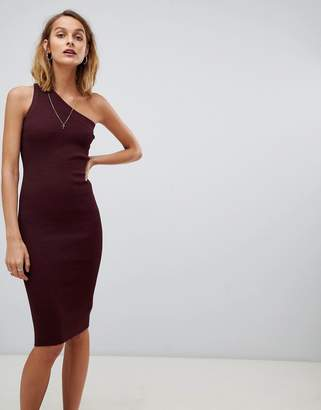 AllSaints chelle bodycon dress