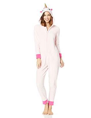 Couture PJ Women's All-in-one Plush Fun Onesie