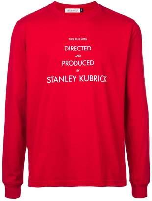 Undercover Stanley Kubrick printed top
