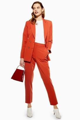 Topshop Unlined Suit Trousers