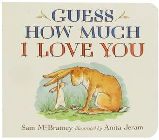 Kids Preferred Guess How Much I Love You