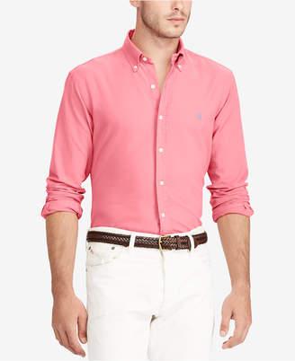 Polo Ralph Lauren Men's Slim-Fit Oxford Shirt
