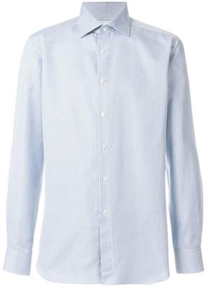Xacus patterned shirt