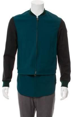 3.1 Phillip Lim Colorblock Convertible Jacket